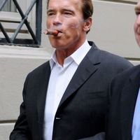 Arnold Schwarzenegger kedvecei a Hoyo de Monterrey és a Romeo y Julietas