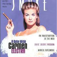 Világsztárok akik szeretnek szivarozni és meztelenkedni - Carmen Electra