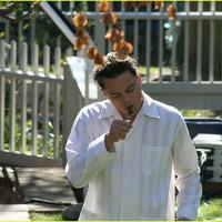 Így dohányzik Leonardo DiCaprio