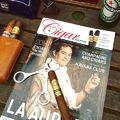 Cigar Journal Magazin Címlapok