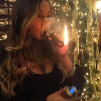 Alexandra Kling - Cigar Lover