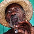 Szivarozás, turizmus, Kuba. emberek