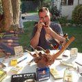 Két évtizede füstölögnek a pipások és szivarosok