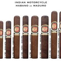 The Indian Motorcycle Szivar