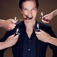 Szivarozó filmsztárok - Benedict Cumberbatch