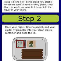Hogyan tárold a szivarjaidat, ha nincs humidorod?