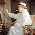 10 relikvia Winston Churchilltől