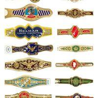 Antik szivargyűrűk