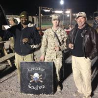 Katonai Szivarozás - Kandahar Koughers
