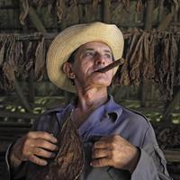 A férfiak akik a szivarokat lészítik nekünk