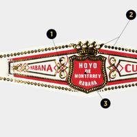 A Magyarországon kapható négyféle Hoyo de Monterrey szivar jelenlegi ára