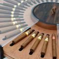 Terveztem egy dohányzó asztalt szivarosoknak: Így néz ki!:)