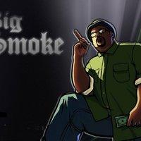 Big Smoke Gengszter Rajzfilm