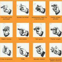Hogyan tartod a szivart a kezedben, elárulja milyen enber vagy
