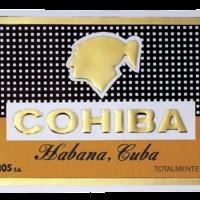Cohiba - Habana, Cuba - Totalmente a mano