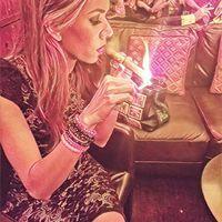 Luisa Bautista - Cigar Girl
