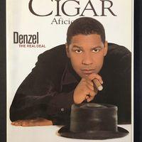 Szivarozó Világsztárok a Cigar Aficionado Magazin Címlapján