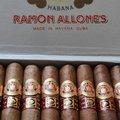 Ramón Allones - Superiores - 143 mm hosszú 46-os gyűrűméret