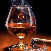 Konyakot inni és szivarozni ősrégi szokás