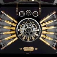 Luxus Humidor - Imperiali Emperador