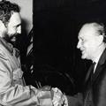 Fidel Castro Budapesten - 1972 - amikor a Szivarsziget vezetője ellátogatott hozzánk