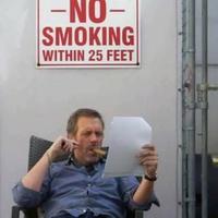 Hugh Laurie - Szivarozó filmszínészek