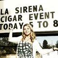 Arielle Ditkowich - La Sirena Cigars