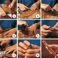 Így készül a szivar - 8 lépéses útmutató