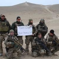 Army Cigar Troops - Szivarozó amerikai katonák