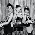 Cigaretta és Szivaros Lányok a '40 évekből