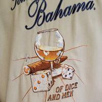 Tommy Bahama - Szivaros pólók emblémái