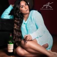 Alexandra Kling - Cigar Diva