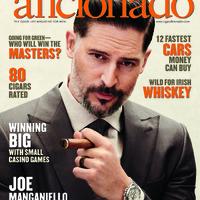 Híres Celebritások Szivarral a Szájukban - Joe Manganiello