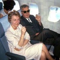 Repülőgép - Dohányzás a fedélzeten