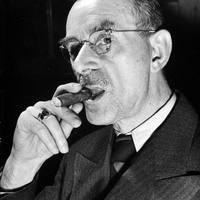 Thomas Mann az író fejedelem imádott szivarozni