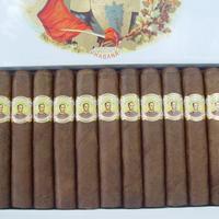 Szivarkóstolás - Bolivar Royal Corona