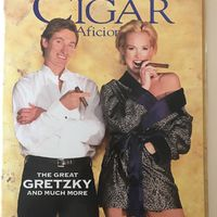Cigar Aficionado Magazine - Címlapok