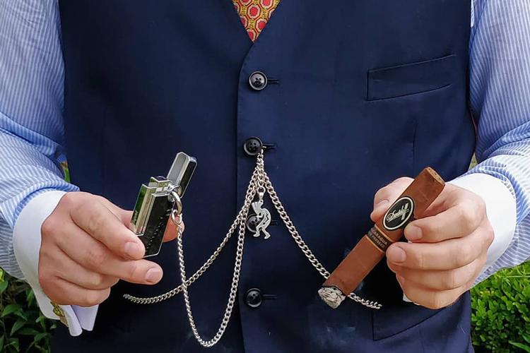st-dupont-hooked-cigar-lighter-on-pocket-watch-albert-chain.jpg