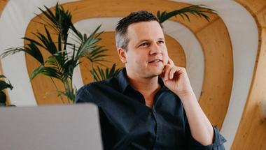 Interjú a LogMeIn informatikai startup alelnökével, Láng Andrással
