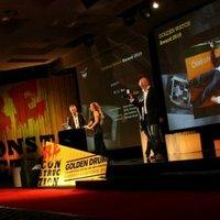 Golden Drum: Hajléktalanok a díjátadó ceremónián