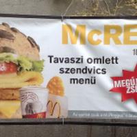 A válság összezavarta a McDonald's-ot