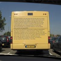 Olvass buszt!