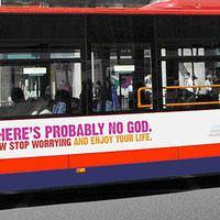 Ateista buszkampány Londonban