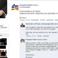 Ki törölte a DM-ellenes Facebook-oldalt?