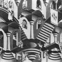Nincs jobb ötletem 2. - M.C. Escher