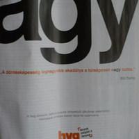 Büntető HVG-reklámok