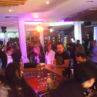 Golden Drum, második este: a parti, ami ott se volt