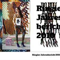 A pénzügyi jelentés és a művészet I. avagy hogyan kerül pina a Ringier éves beszámolójába?