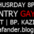 Next !TAPE gay parties: 22nd March Thursday then 29th March Thursday