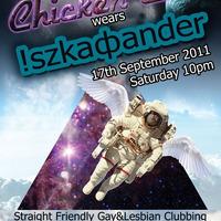Budapest Gay - Lesbian Clubbing | this Saturday 17 September 2011 | Chicken wears !szkafander